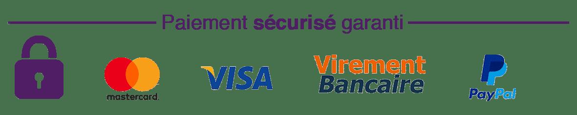 paiements sécurisés sur EVMM
